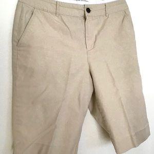 Ralf LAUREN Bermuda SHORTS tan (8) used AUTHENTIC